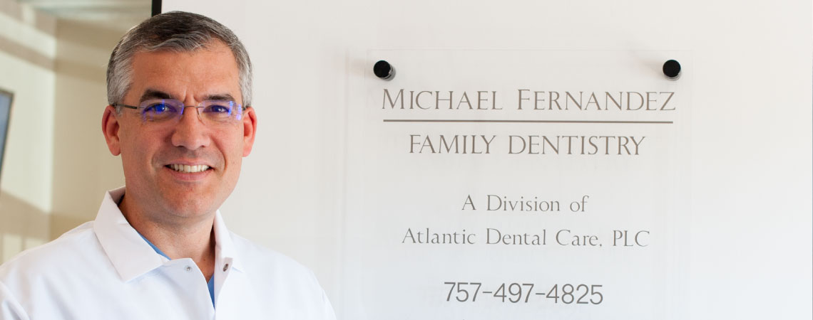 Welcome to Michael Fernandez Family Dentistry